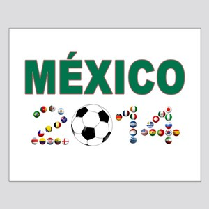 México futbol soccer Posters