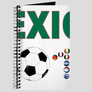 México futbol soccer Journal