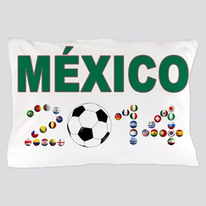 México futbol soccer Pillow Case