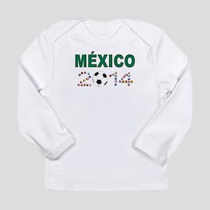 México futbol soccer Long Sleeve T-Shirt