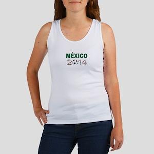 México futbol soccer Tank Top