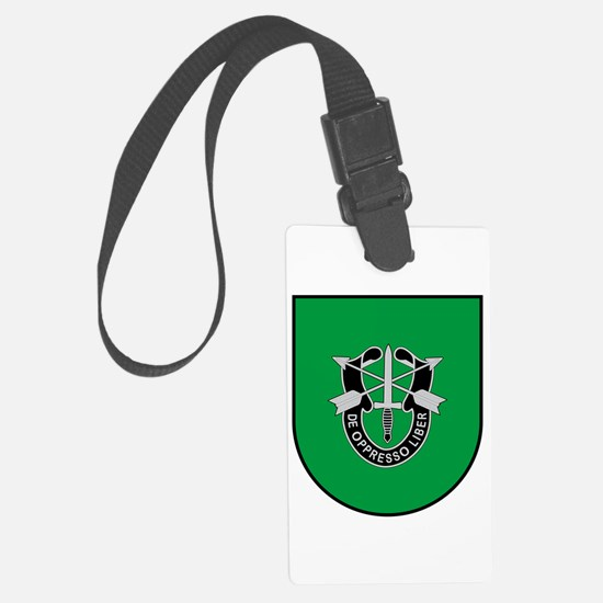 10th Special Forces Luggage Tag