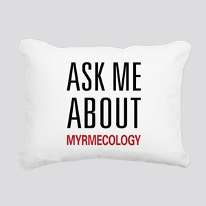 askmyrm Rectangular Canvas Pillow