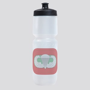 10th Special Forces Airborne Sports Bottle