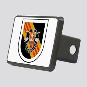 5th Special Forces Vietnam Rectangular Hitch Cover