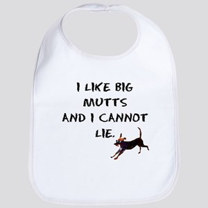 I like big mutts  Bib