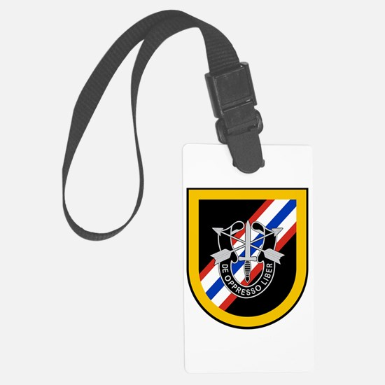 46th Special Forces CO Luggage Tag