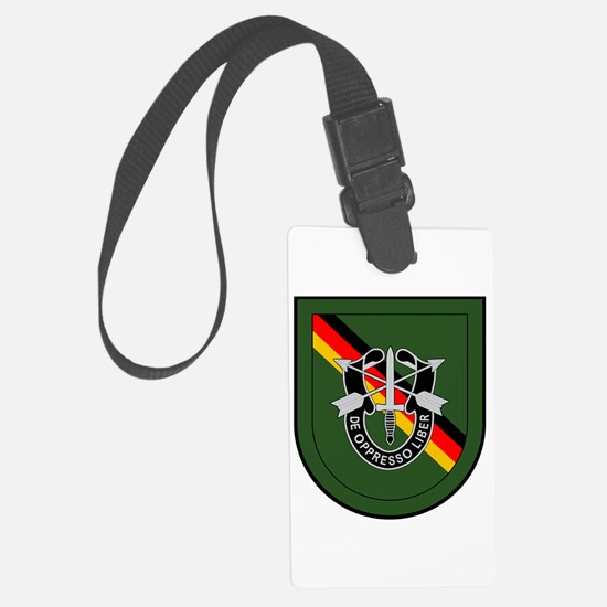 1st BN 10th Special Forces Luggage Tag