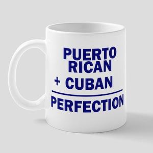 Cuban + Puerto Rican Mug