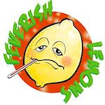 Feverish Lemons Circle York Wall Coverings