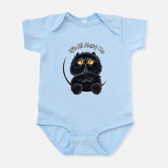 Black Persian IAAM Infant Bodysuit