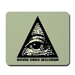 Pyramid Eye Mousepad