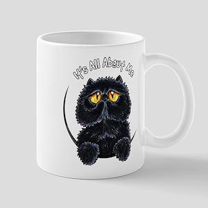 Black Persian IAAM Mug
