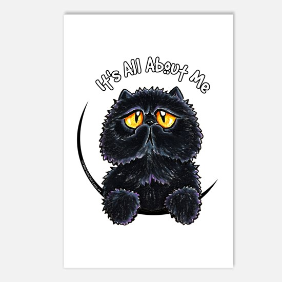 Black Persian IAAM Postcards (Package of 8)