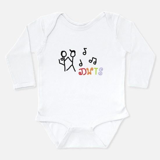 Cute Dancingwiththestarstv Long Sleeve Infant Bodysuit