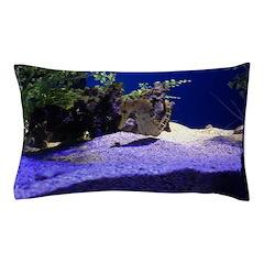 Seahorse Pair Pillow Case