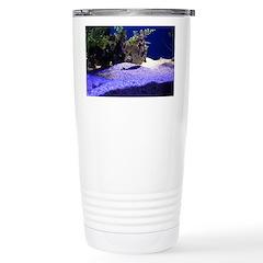 Seahorse Pair Travel Mug
