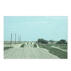 On the Road Postcards (Package of 8)