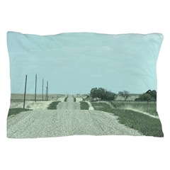 On the Road Pillow Case
