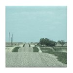 On the Road Tile Coaster