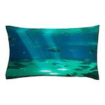 Fishy Conversation Pillow Case