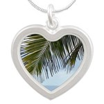 Palm Frond Necklaces