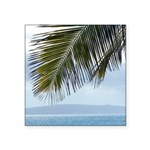 Palm Frond Sticker