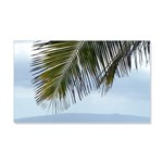 Palm Frond Decal Wall Sticker