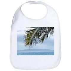 Palm Frond Bib