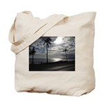 Palm Tree Evening Tote Bag