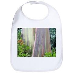 Rainbow Eucalyptus Tree Bib