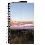 Prairie Summer Sunset Journal