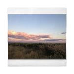 Prairie Summer Sunset Queen Duvet