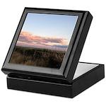 Prairie Summer Sunset Keepsake Box