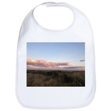 Prairie Summer Sunset Bib
