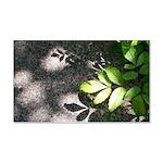 Leaf Shadow Decal Wall Sticker