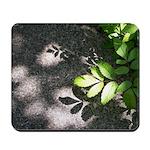 Leaf Shadow Mousepad