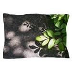 Leaf Shadow Pillow Case