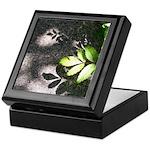 Leaf Shadow Keepsake Box
