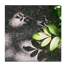 Leaf Shadow Tile Coaster