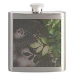 Leaf Shadow Flask