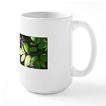Leaf Shadow Mugs