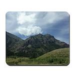 Alberta Mountain Landscape Mousepad