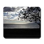 Seaside Tree Mousepad