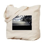 Seaside Tree Tote Bag