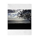 Seaside Tree Twin Duvet