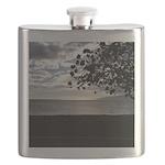 Seaside Tree Flask