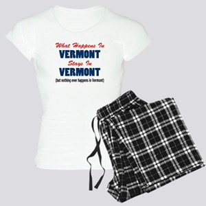 What Happens In Vermont Pajamas