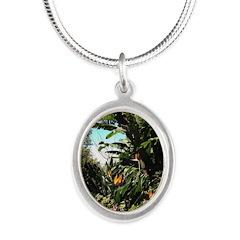 Tropical Gardens on Maui Necklaces