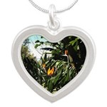 Tropical Gardens on Maui Necklaces